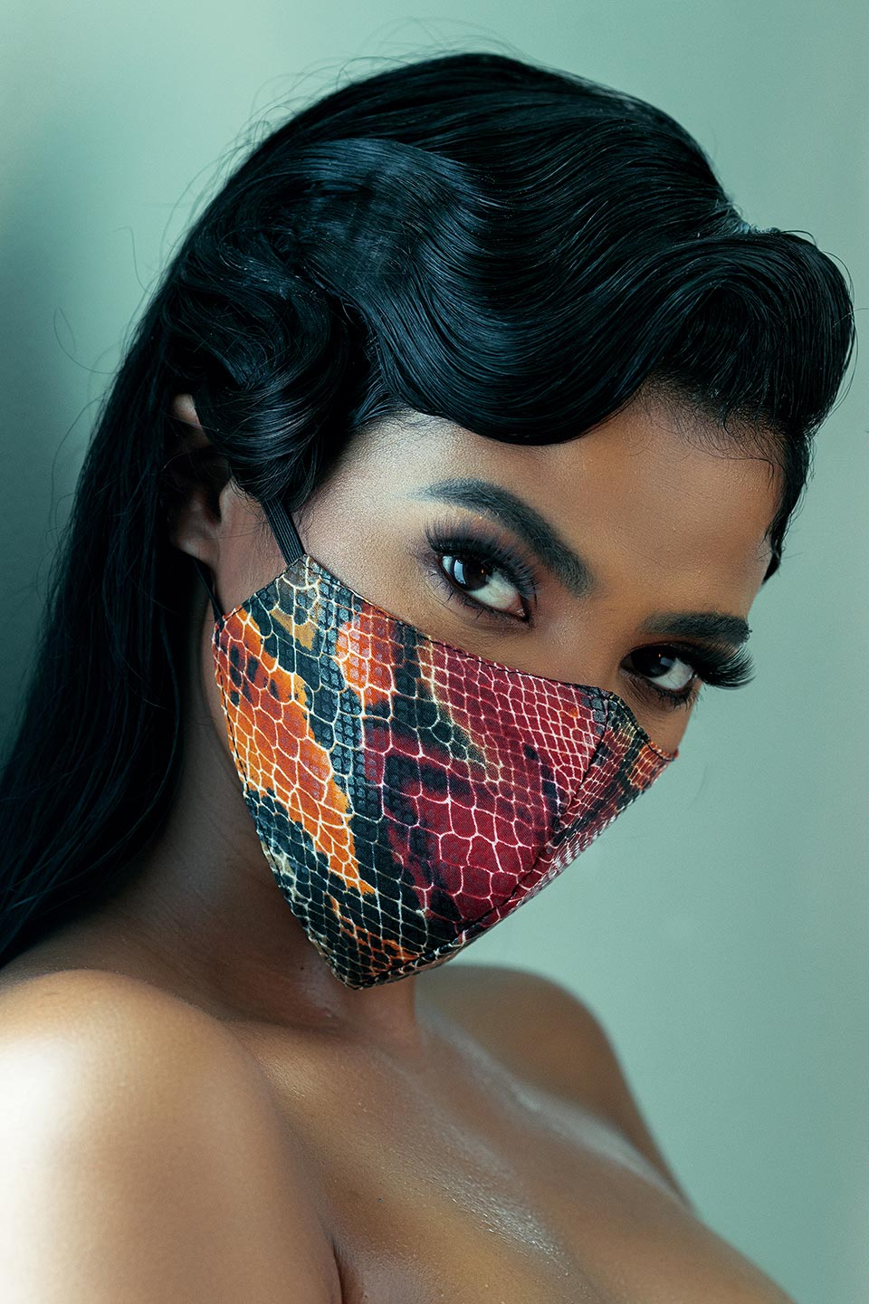 Mask - Look 10