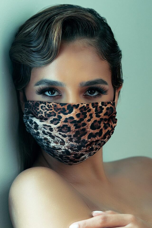 Mask - Look 8